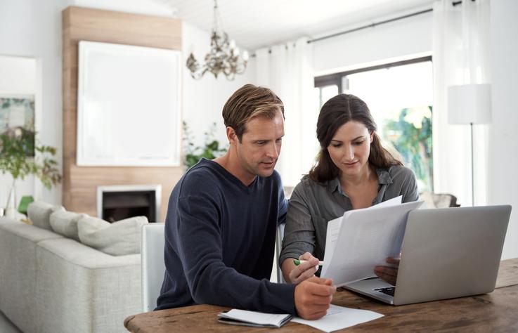 Tax document preparation