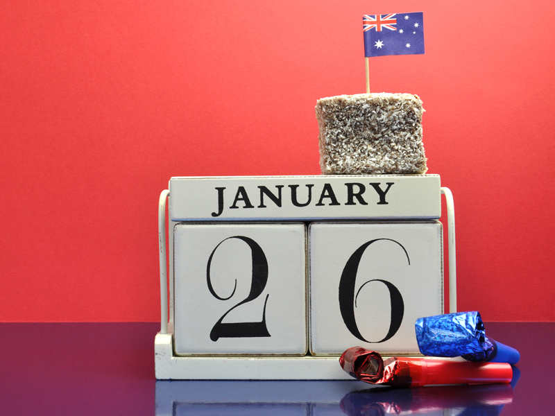 What has tax got to do with Australia Day