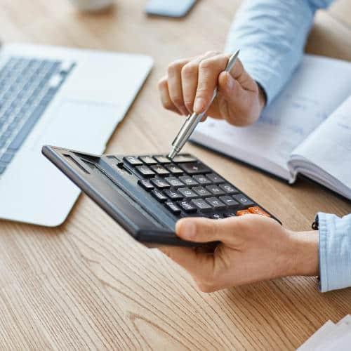 Tax calculations